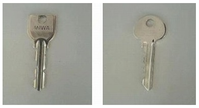 以下类型的钥匙,可以复制。